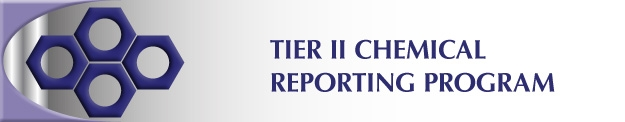 Tier II Chemical Reporting Program
