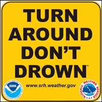 Turn Around Don't Drown (English)