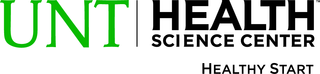 UNT Health Science Center Healthy Start Program Logo