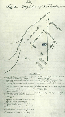 Freeman Report Map 1853