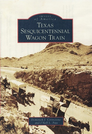 Sesquicentennial Wagon Train Rolls Out