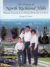 North Richland Hills Book Cover