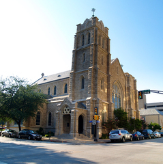 Saint Andrew's Episcopal Church, Fort Worth, Texas