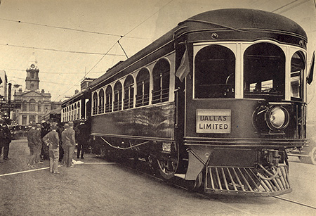 Dallas Limited Street Car