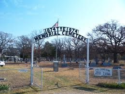 Tye Cemetry Tarrant County