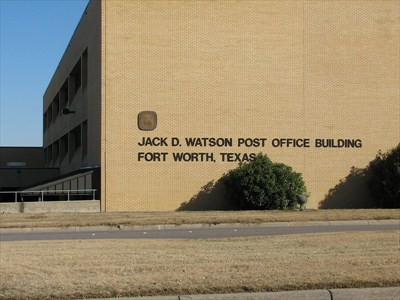 Jack D Watson General Mail Facility