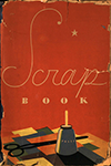 Assorted Clippings, undated, 1919-1937, scrapbook cover thumbnail