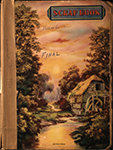 Final Curtain 2, 1919-1936, scrapbook cover thumbnail