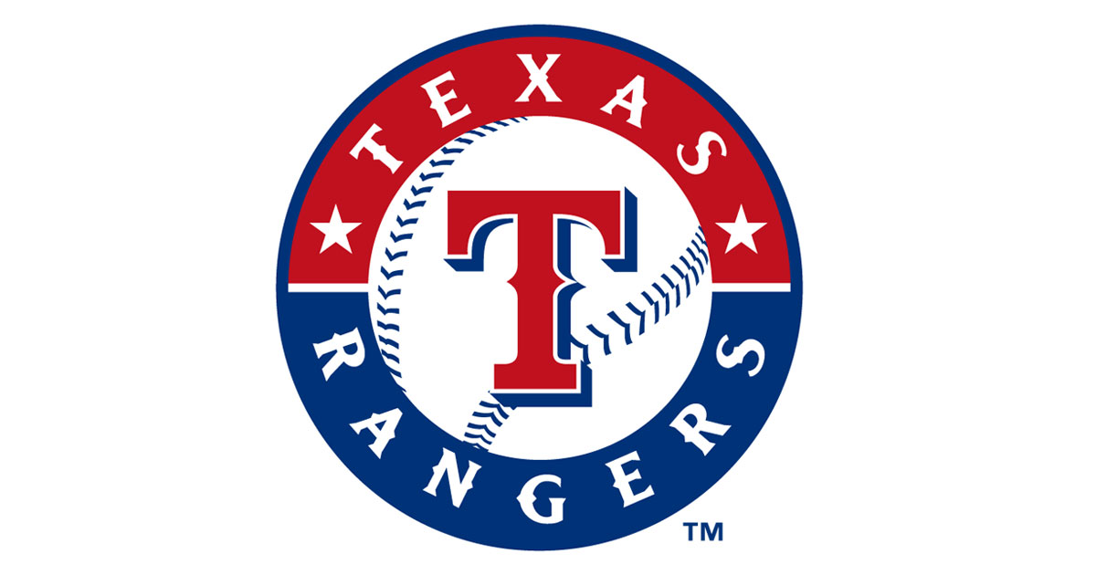 Texas Rangers Baseball Team Logo