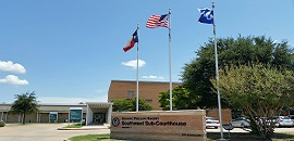 Tarrant County Southwest Subcourthouse