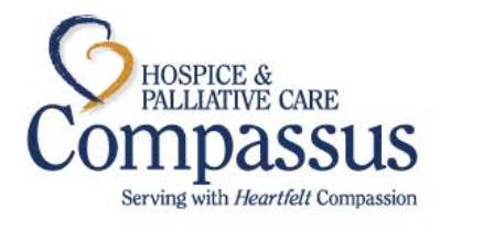 Hospice and Palliative Care Compassus. Serving with Heartfelt Compassion