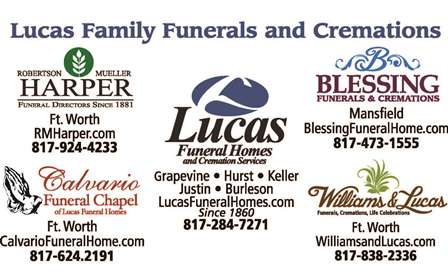 Lucas Family Funerals and Cremations Logo