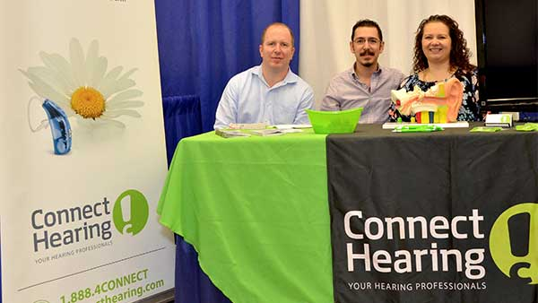 Connect Hearing Expo exhibitor photo