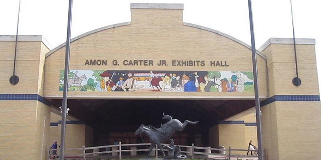 picture of will rogers amoun g. carter jr exhibits hall