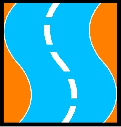 Senior Synergy Road Logo