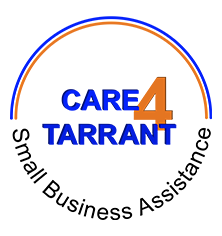 CARE 4 TARRANT SMALL BUSINESS ASSISTANCE LOGO