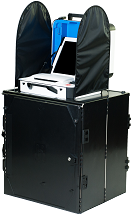 Images of the new Hart InterCivic Voting Equipment that will be used by Tarrant County.