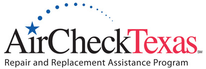 air check texas - repair and replacement assistance program