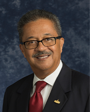 Photo of Commissioner Roy Charles Brooks