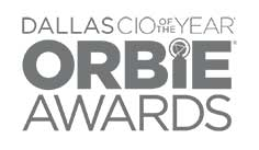 Dallas CIO Of The Year ORBIE Awards