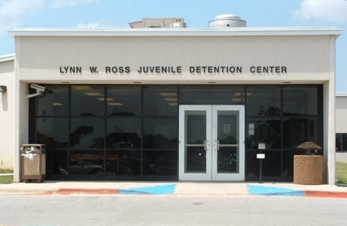 Lynn Ross Juvenile Detention Center