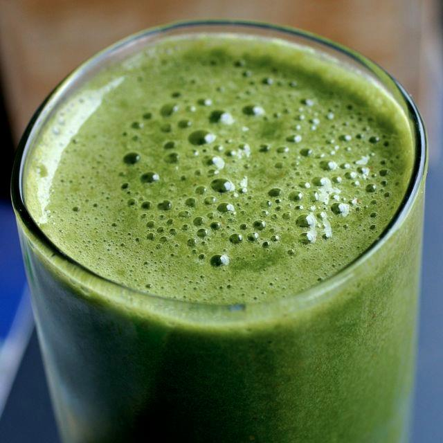Kiwi-Cucumber Smoothie