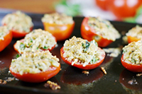 Broiled Tomatoes (Vegetable)