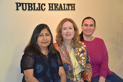 Women of Public Health