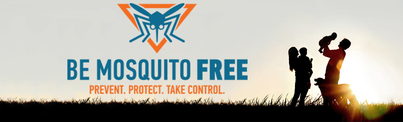 Be Mosquito Free Banner