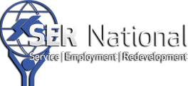 SER National - Serve, Employment, Redevelopment