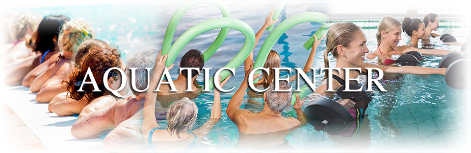 Aquatic Center Header