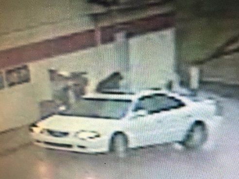 Robbery Suspect Car Image 1