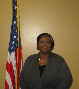 Human Resource Specialist Lena Brazzell