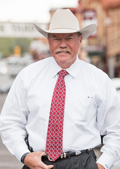 Sheriff Bill E. Waybourn