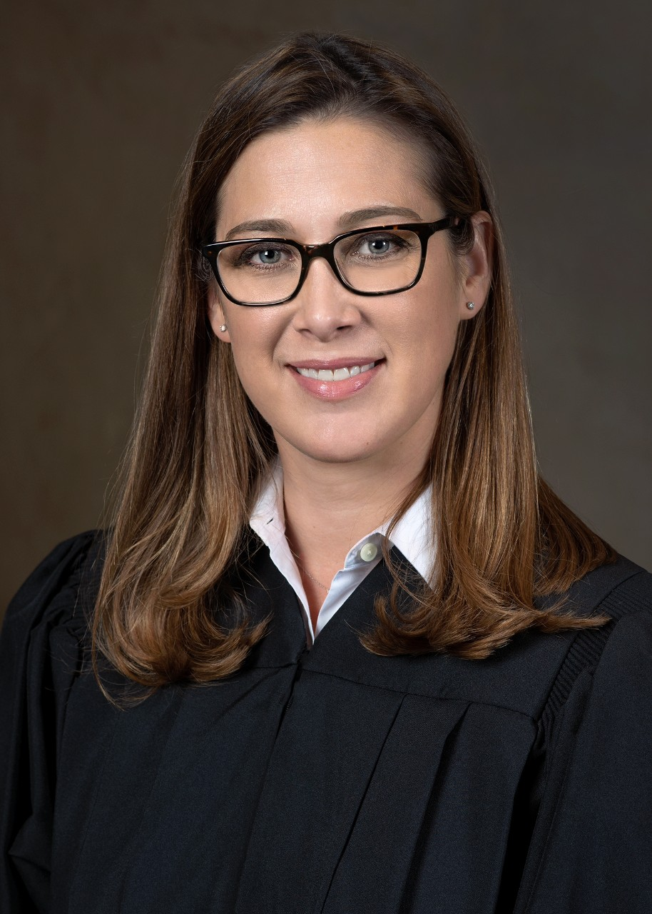 Image of Judge Megan Fahey