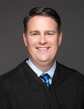 Judge Josh Burgess