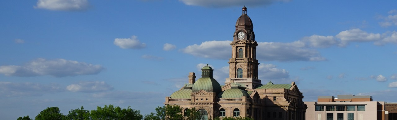 Tarrant County 1895 Courthouse