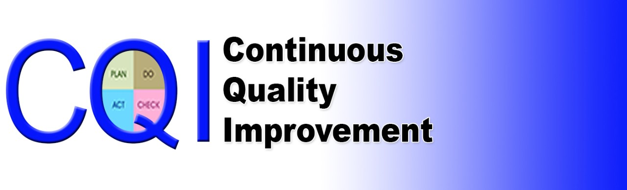 CQI Continuous Quality Improvement