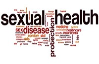 Sexual Health word cloud
