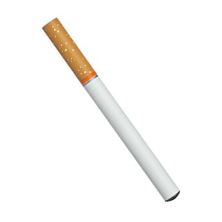 picture of typical e-cigarette