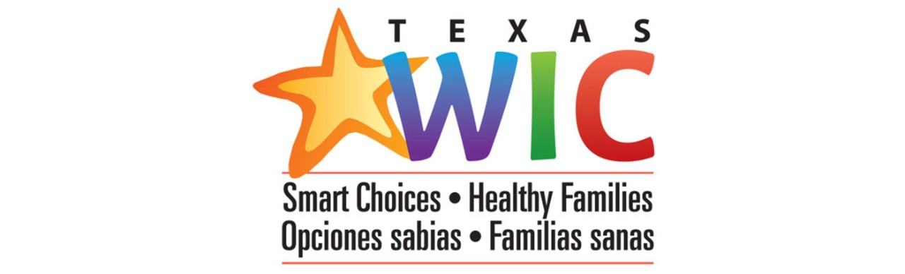 Texas WIC Smart Choices Healthy Families - hero image 1400x425