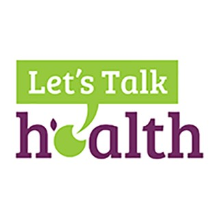 Let's Talk Health logo