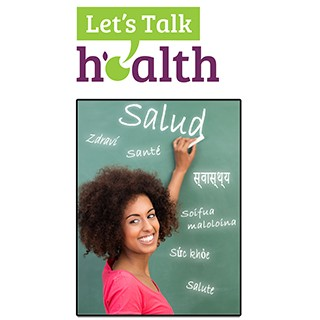 Let's Talk Health graphic