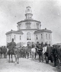 1883 Courthouse